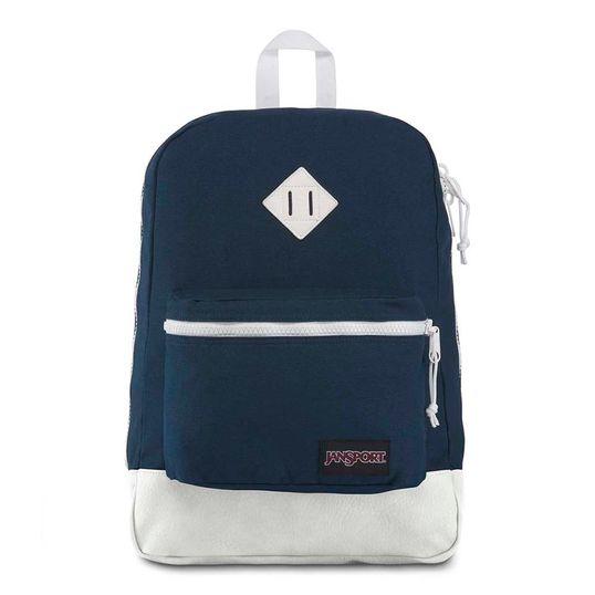 Mochila JanSport Super FX - Blue Workwear