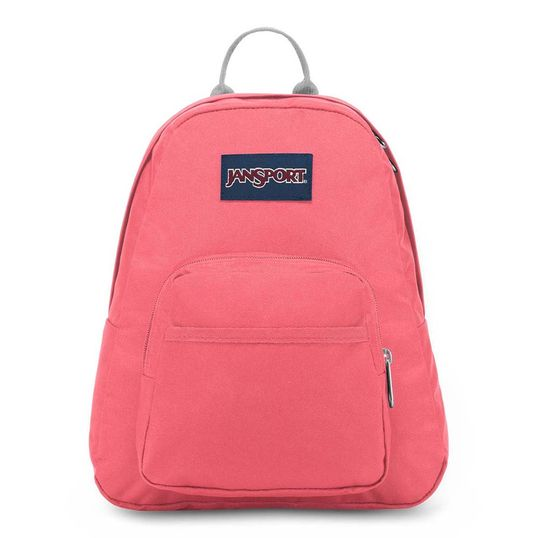 Mini Mochila JanSport Half Pint - Strawberry Pink