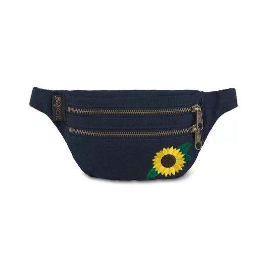 Pochete JanSport Hippyland - Embroidered Sunflowers