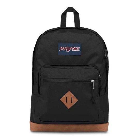 Oferta Mochila JanSport City View - Black por R$ 429.9