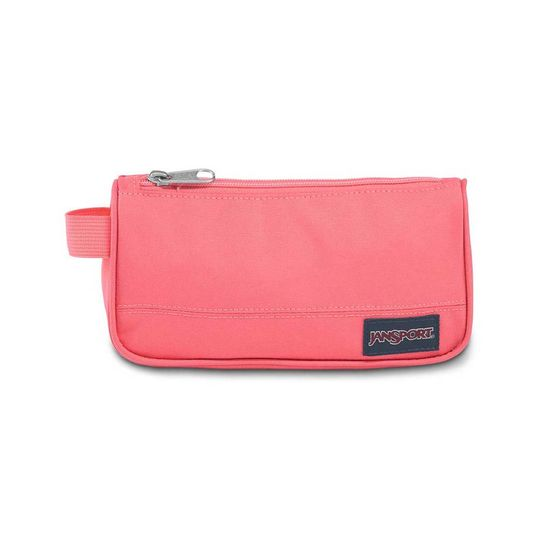 Estojo JanSport Medium Accessory Pouch - Strawberry Pink