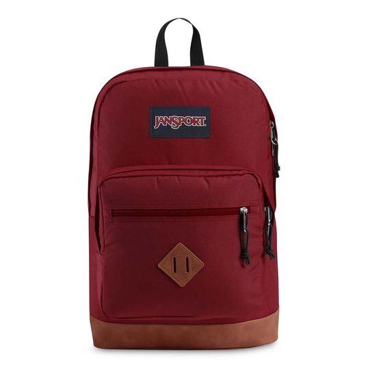 Oferta Mochila JanSport City View - Viking Red por R$ 429.9