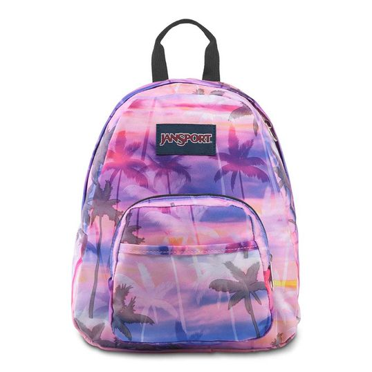 Oferta Mini Mochila JanSport Half Pint - Palm Paradise por R$ 189.9