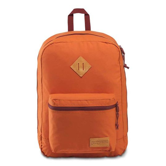 Oferta Mochila JanSport Super Lite - Umber W/ Red Rust por R$ 459.9