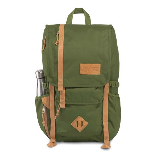 Oferta Mochila JanSport Hatchet - New Olive por R$ 569.9