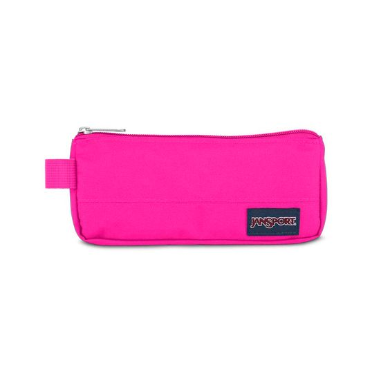 Estojo Jansport Basic Accessory Pouch - Ultra Pink