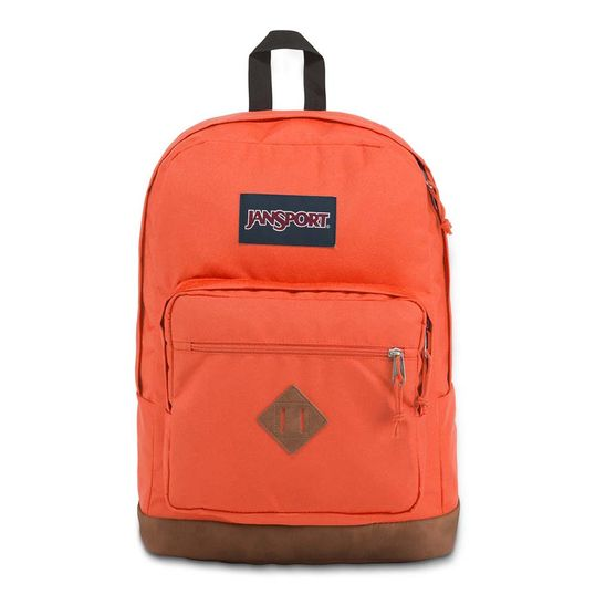Oferta Mochila JanSport City View - Sedona Sun por R$ 429