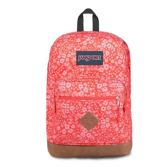 Oferta Mochila JanSport City View - Itsy Ditzy por R$ 429