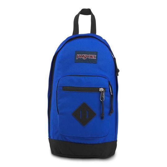Oferta Mochila JanSport Metro Sling - Border Blue por R$ 349